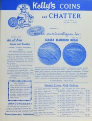 Kelly's Coins and Chatter, vol.12, no. 10