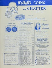 Kelly's Coins and Chatter, vol.13, no. 6