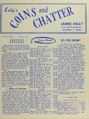 Kelly's Coins and Chatter, vol.1, no. 5