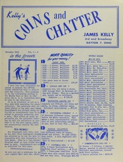 Kelly's Coins and Chatter, vol.1, no. 6