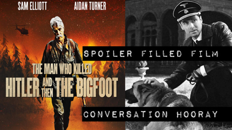 Download Film The Man Who Killed Hitler And Then The Bigfoot 2018
