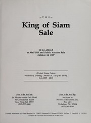 The King of Siam Sale