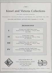 The Kissel and Victoria Collections