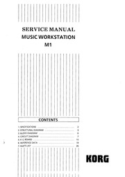 korg m1 service manual free download borrow and streaming rh archive org Korg Trinity Korg Wavestation