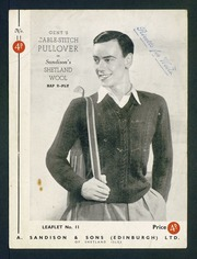 Knitting patterns : Free Texts : Free Download, Borrow and