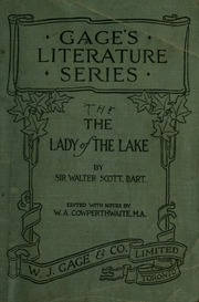 the lady of the lake poem pdf