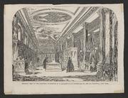 Interior view of the princi...
