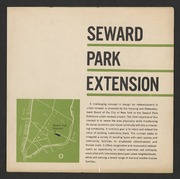 Seward Park extension