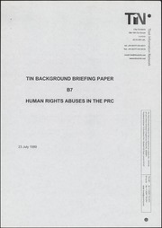 Human rights abuses in the ...