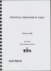 Political prisoners in Tibet