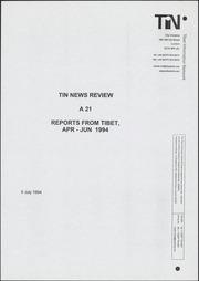 Internet Archive - No. 21 (1994)