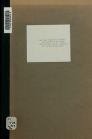 De la fondation goethe weimar liszt franz 1811 1886 for Chambre de commerce francaise toronto