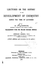 the historical development of the chemistry Learn historical development chemistry with free interactive flashcards choose from 500 different sets of historical development chemistry flashcards on quizlet.