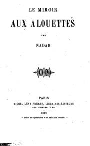Le miroir free download streaming internet archive for Miroir aux alouettes signification