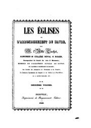 Vol 2: Les Églises de l-arrondissement du Havre