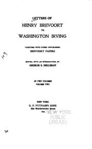 critical essays on washington irving