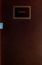 benjamin jowett essays and reviews Show summary details preview jowett's contribution to essays and reviews was solicited — according to his quasi-official biography — by h b wilson.