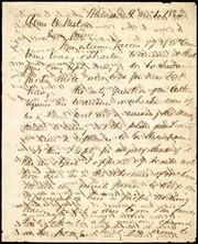 Letter to] Anne W. Weston, Dear friend [manuscript
