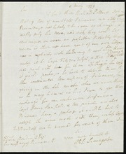 writing a letter to a judge commission for charles pettit as judge of ordinary court 1749