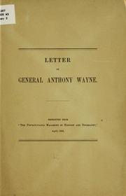 The Duche Letter To General Washington Duche Jacob