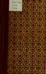 Leutnant Gustl, Novelle von Arthur Schnitzler.