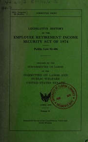 overview of the employee retirement income security Summary this document contains two final rules under the employee retirement income security act of 1974 (erisa) to facilitate implementation of new enforcement authority provided to the secretary of labor by the patient protection and affordable care act (affordable care act.