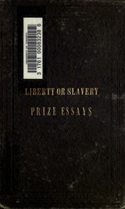 essay questions on slavery in america