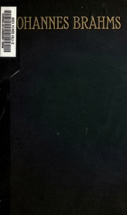 The life of johannes brahms may florence free download amp vol 2 the life of johannes brahms fandeluxe Image collections