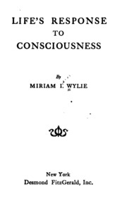 consciousness free response Looking for online definition of consciousness in the medical dictionary consciousness explanation free what is consciousness  awareness of and response to.