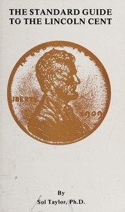 The Standard Guide to the Lincoln Cent