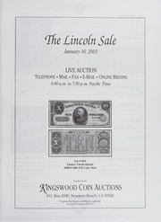 The Lincoln Sale