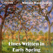 lines written in early spring essay Creative writing essay on love lines written in early spring by william wordsworth essay.