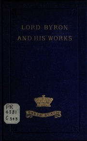 biography lord byron essay Lord byron was a famous english poet, politician and a leading figure in the romantic movement check out this biography to know about his childhood, family life.