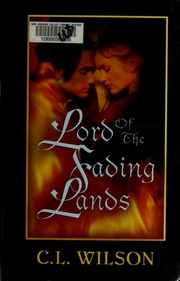 lord of the fading l ands wilson c l