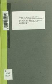 Lotzes Geschichtsphilosophie in ihrem Verhältnis zu seiner Religionsphilosophie und Metaphysik