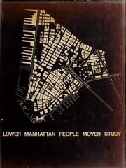 Lower Manhattan people move...
