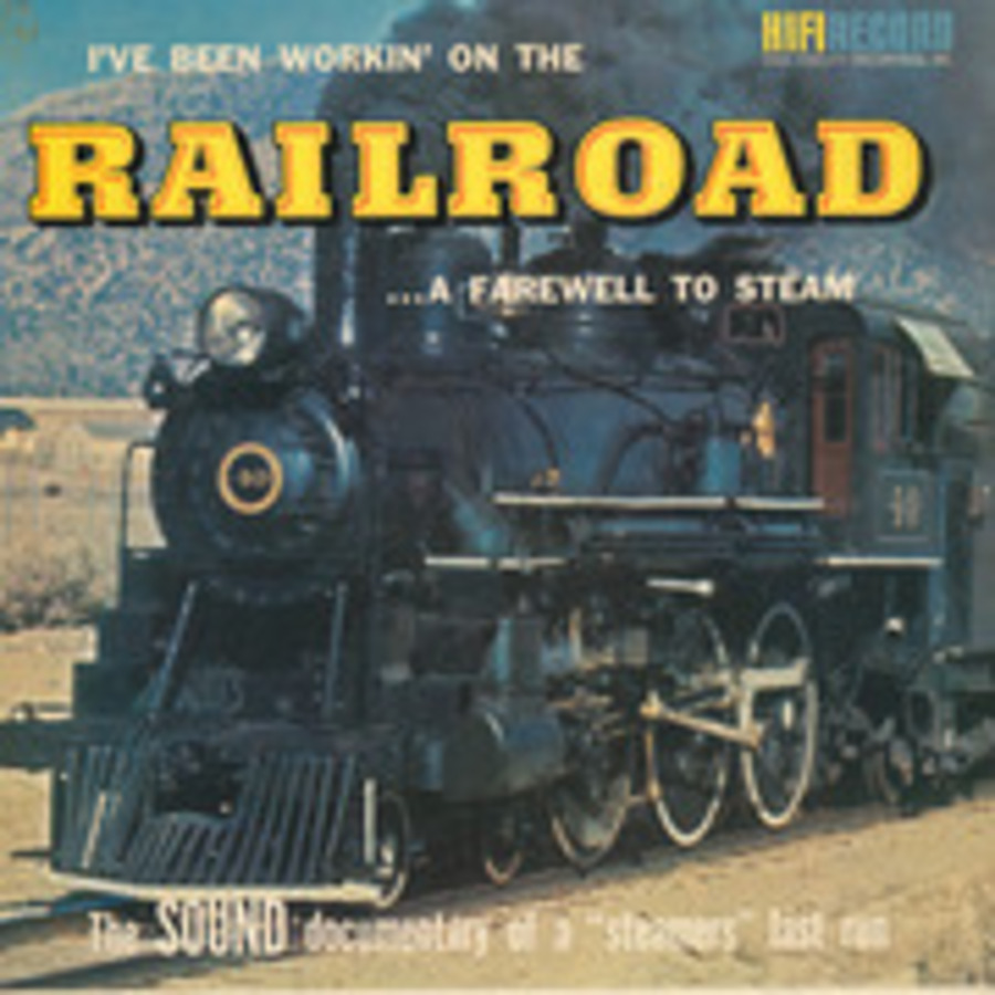 Steam Locomotive Rail Sounds - A Farewell To Steam : No ...