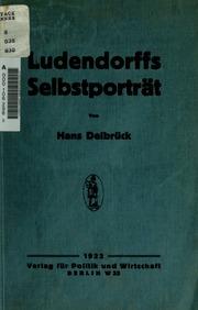 Ludendorffs selbstporträt