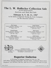 The L.W. Hoffecker Collection