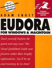 Eudora for Windows & Macintosh 1997 : Free Download, Borrow