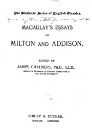 macaulay essays Freshman applicants admission letters of recommendation and essays/personal statements macaulay honors college applicants are required to submit two.