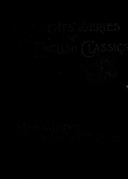 macaulay essay on lord clive Macaulay's essay on lord clive [thomas babington macaulay, william henry  hudson] on amazoncom free shipping on qualifying offers this is a.