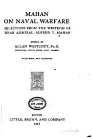 the mahan thesis
