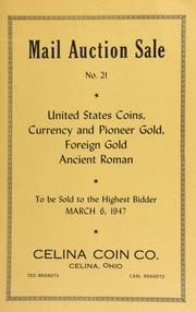 Mail auction sale ... [03/06/1947]
