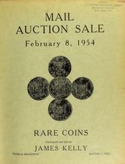 Mail auction sale. [02/08/1954]