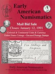 Mail Bid Sale: January 12, 1991