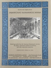 Important Numismatic Books: Auction Sale Eighty-Seven