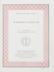 Numismatic Literature: Auction Sale Ninety-Seven (pg. 53)