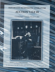 Important Numismatic Books: Auction Sale Ninety-Nine (pg. 33)