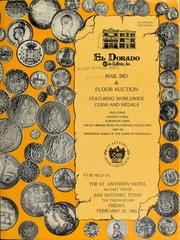 Mail bid & floor auction : featuring worldwide coins and medals ... [02/22/1985]